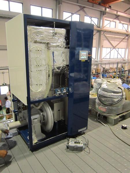 酸化エチレンガス処理装置