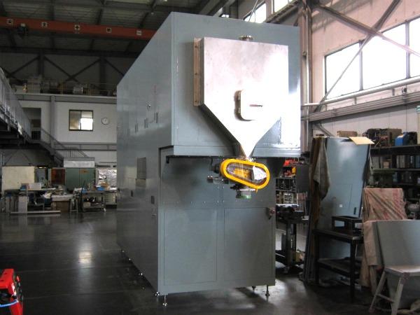 ロータリーキルン炉 改造