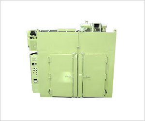 Hot Air Circulating System Heating Furnace Shimakawa
