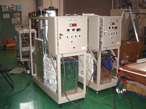 パッケージ型触媒燃焼脱臭装置「MD-2」