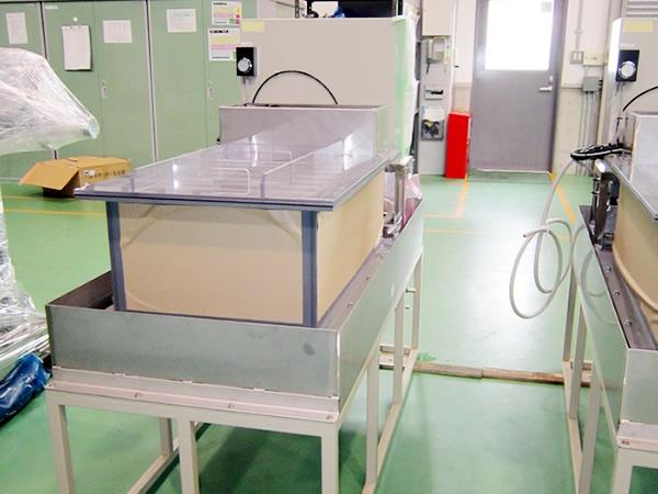 耐熱塩ビ製恒温水槽