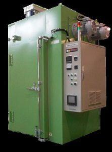 熱風循環式加熱炉(台車投入式)