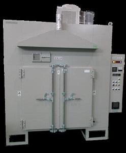 熱風循環式高温熱処理炉(掲載)