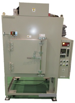 熱風循環式乾燥機(制御盤エアパージ式)